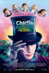 Charlie'nin Çikolata Fabrikası (2005) afişi
