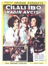 Cilalı ibo Kadın Avcısı (1964) afişi