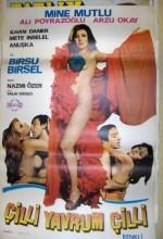 Çilli Yavrum çilli (1975) afişi