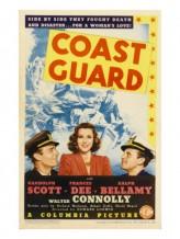 Coast Guard (1939) afişi