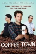 Coffee Town (2013) afişi