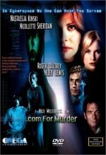 .com For Murder (2002) afişi