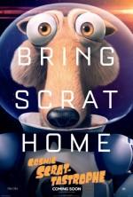 Cosmic Scrat-tastrophe (2015) afişi