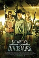 Cowboys vs Dinosaurs (2014) afişi