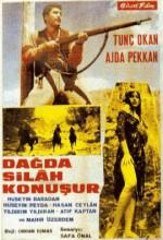 Dağda Silah Konuşur (1966) afişi