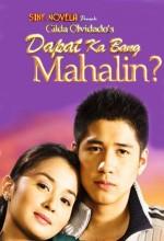 Dapat Ka Bang Mahalin? (2009) afişi