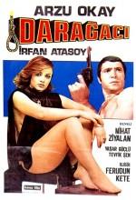 Darağacı (1972) afişi