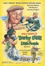 Darby O'gill And The Little People (1959) afişi