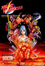Darkstalkers: The Night Warriors (1994) afişi