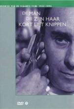 De Man Die Zijn Haar Kort Liet Knippen (1966) afişi