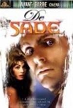 De Sade (1969) afişi