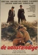 De Uanstændige (1983) afişi