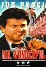 Dear Mr. Wonderful (1982) afişi