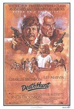 Death Hunt (1981) afişi