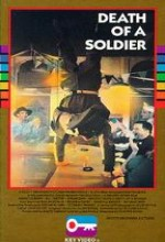 Death Of A Soldier (1986) afişi