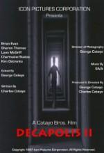 Decapolis ıı (1988) afişi