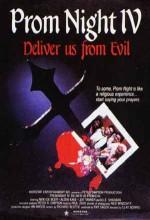Dehşet Gecesi 4 (1992) afişi