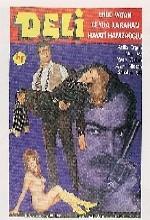 Deli (1972) afişi