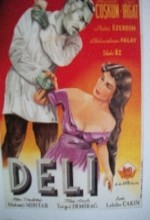 Deli(ı) (1952) afişi