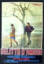 Delitto D'amore (1974) afişi