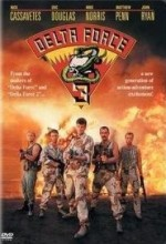 Delta Force 3: The Killing Game (1991) afişi