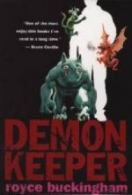 Demon Keeper (2010) afişi