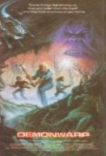 Demonwarp (1988) afişi