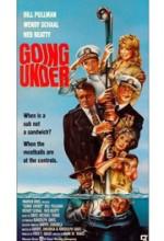 Denizaltı Battı (1990) afişi