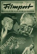 Der Apfel Ist Ab (1948) afişi