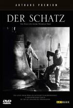 Der Schatz (1923) afişi