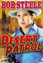 Desert Patrol (1938) afişi