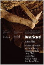 Destricted (2006) afişi