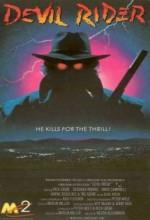 Devil Rider (1989) afişi