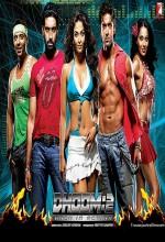 Dhoom 2 (2006) afişi