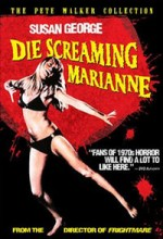 Die Screaming, Marianne (1971) afişi