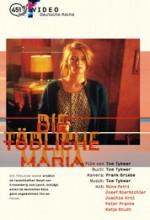Deadly Maria (1993) afişi