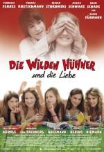 Die Wilden Hühner und die Liebe (2007) afişi