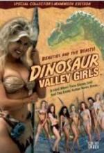 Dinozor Vadi Kızları (1996) afişi