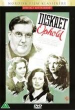 Diskret Ophold (1946) afişi