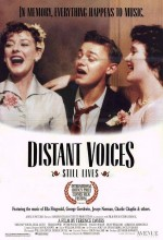 Distant Voices, Still Lives (1988) afişi