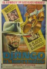 Cango, Haydutlara Ölüm (1969) afişi