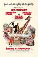 Doctor Dolittle (1967) afişi