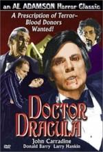 Doctor Dracula (1978) afişi