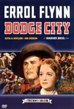 Dodge City (1939) afişi