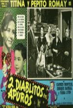 Dos Diablitos En Apuros (1957) afişi