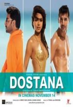 Dostana (2008) afişi