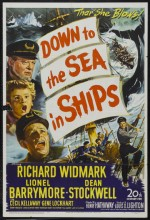 Down To The Sea In Ships (1949) afişi