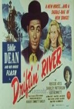 Driftin' River (1946) afişi