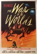 Dünyalar Savaşı (1953) afişi