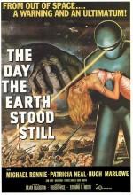 Dünyanın Durduğu Gün (I) (1951) afişi